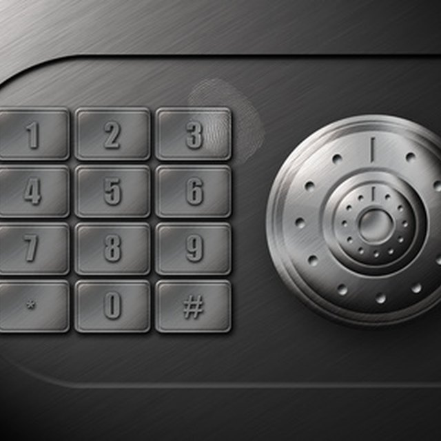 How to Open an Electronic Lock