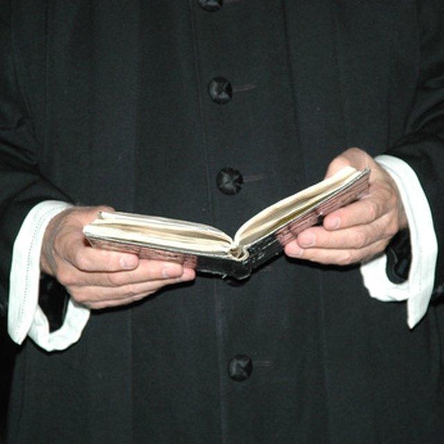 How do I Address a Chaplain?