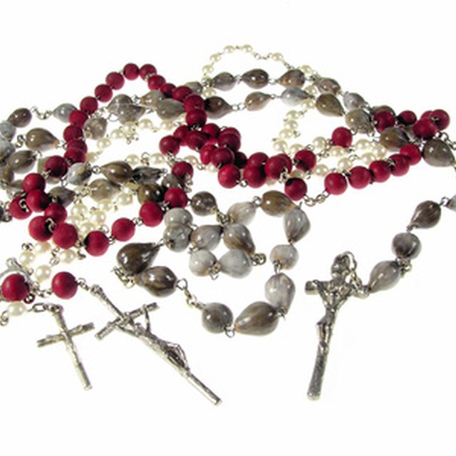 How to Make a Wedding Rosary