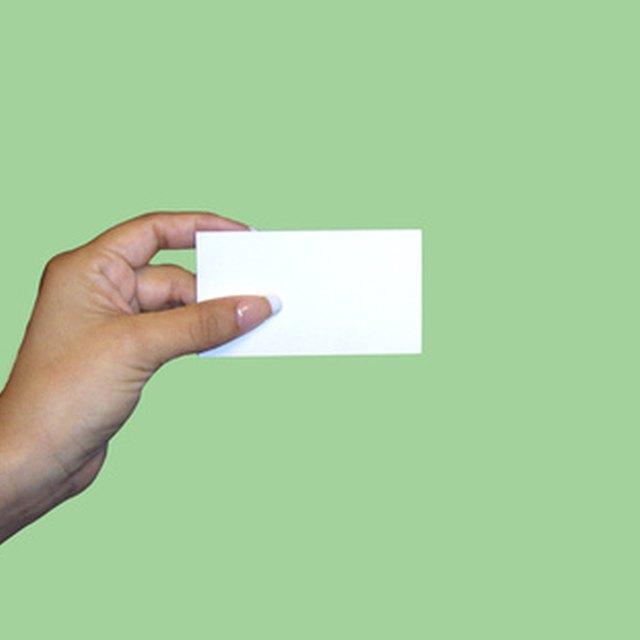 Loyalty Card Ideas