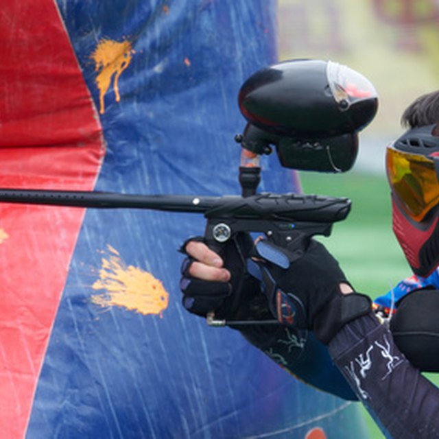 Cost to Start a Paintball Business