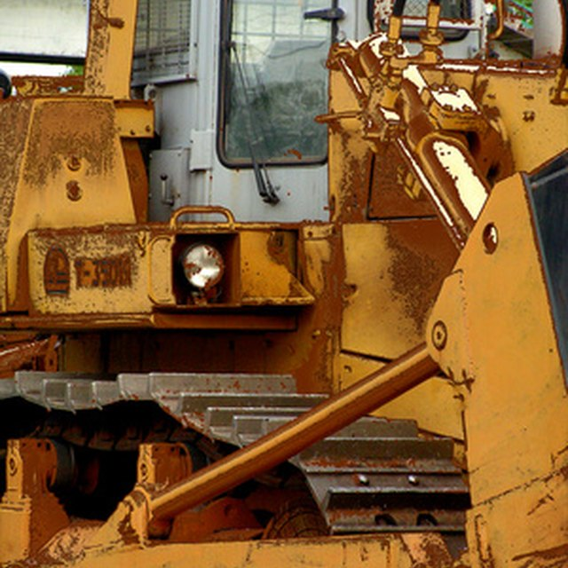 How to Tow a Bulldozer the Size of a Truck
