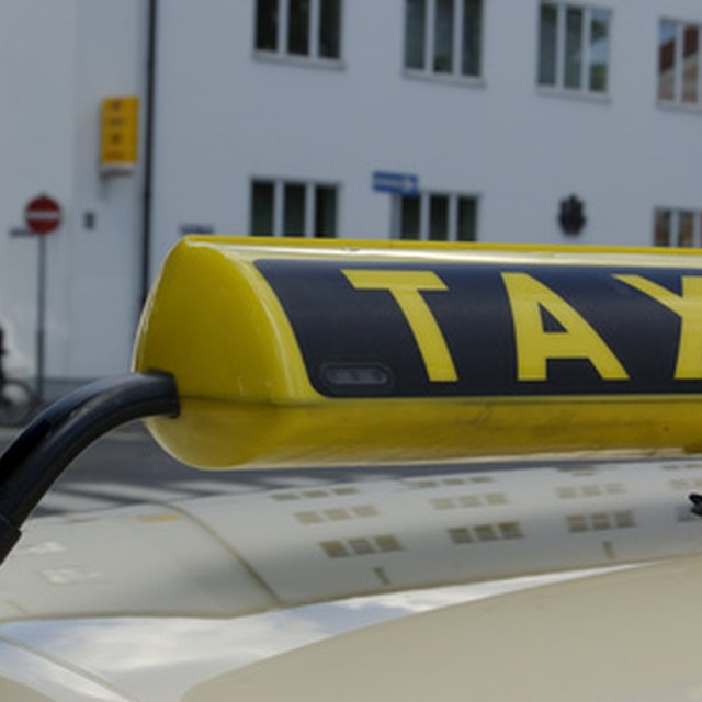 How to Get a Taxi Cab Business License in Florida