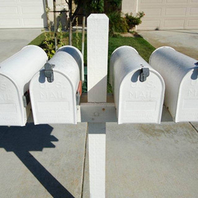 U.S. Mailbox Mounting Rules