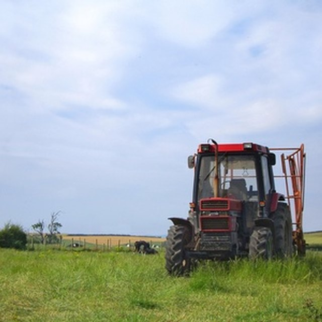 How to Start a Tractor Business