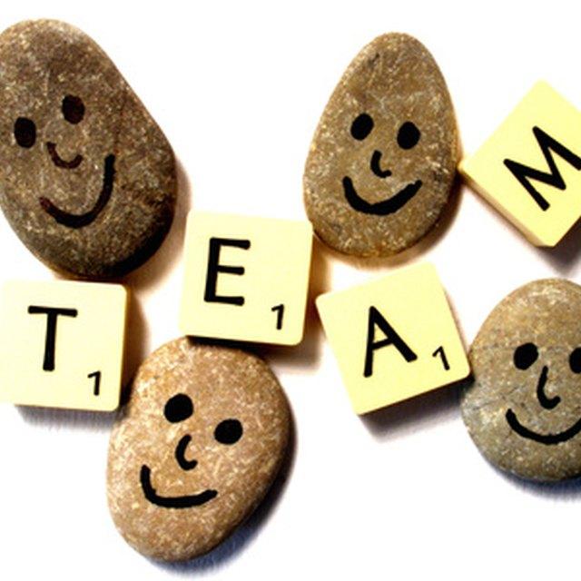 Cool Team Building Activities