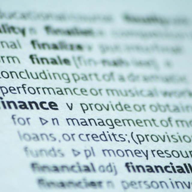 The Role of Business Finance