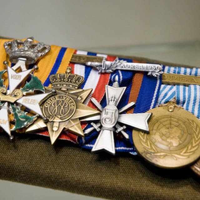 How to Obtain Medals for WWII Service