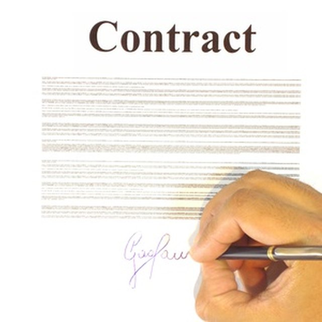 Definition of a Surety Agreement