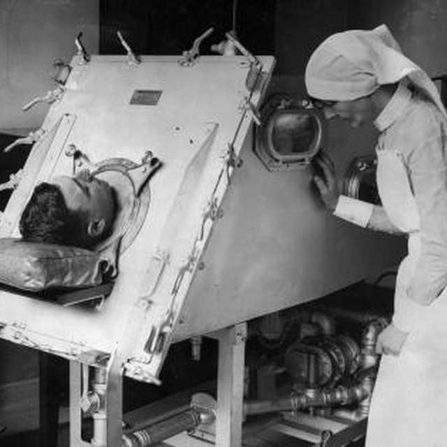 Who Invented the Iron Lung Respirator?