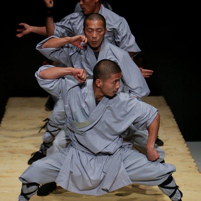 Shaolin Temple Diet