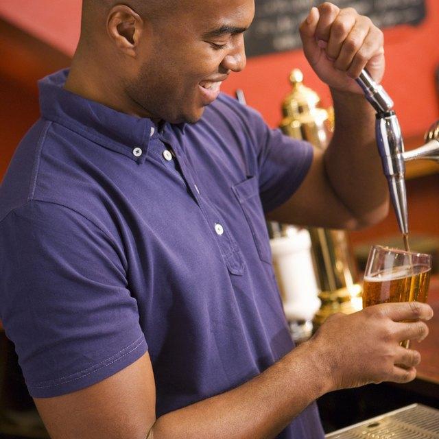 Beer keg hook up