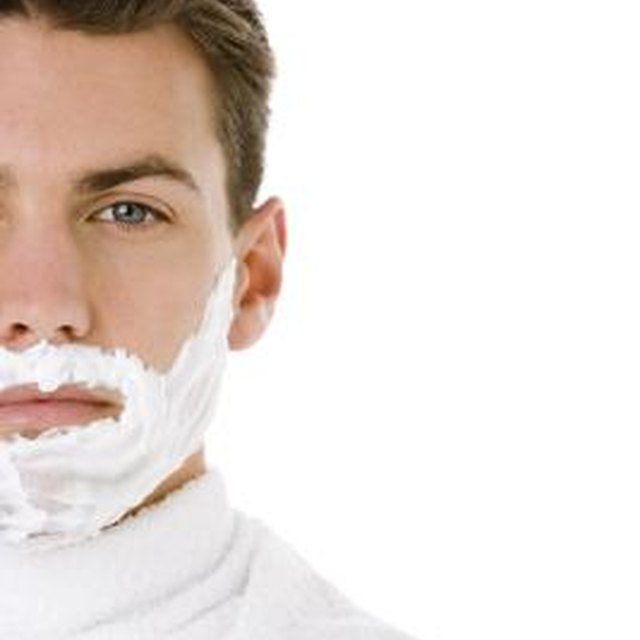 How to Shave With a Razor for Teenagers