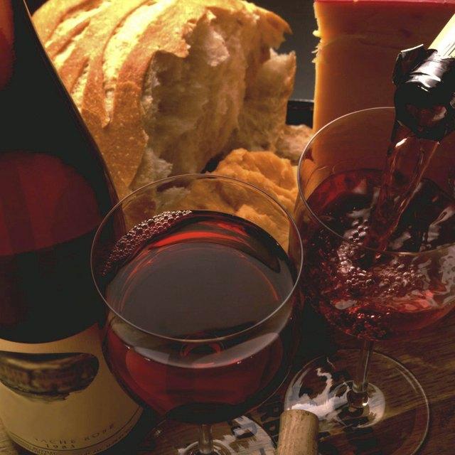 Bread & Wine As Religious Symbols