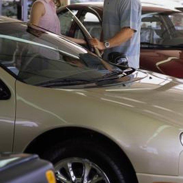 What Will a Bank Verify for an Auto Loan?