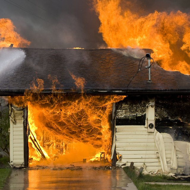 How to Itemize Clothing for a Fire Loss