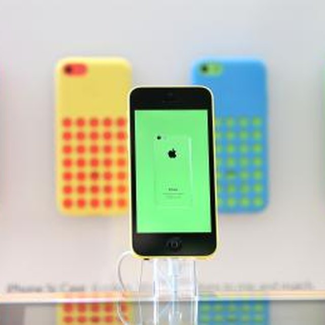How to Restore One iPhone From Another