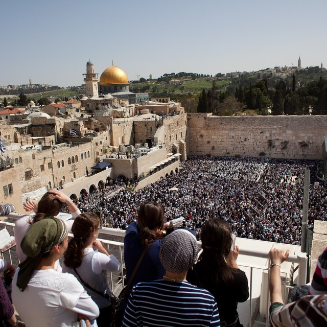 The Jewish People's Religious Gathering Place