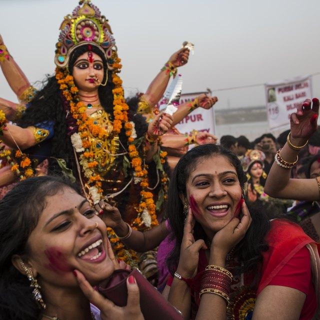 Divine Hierarchy in Hinduism