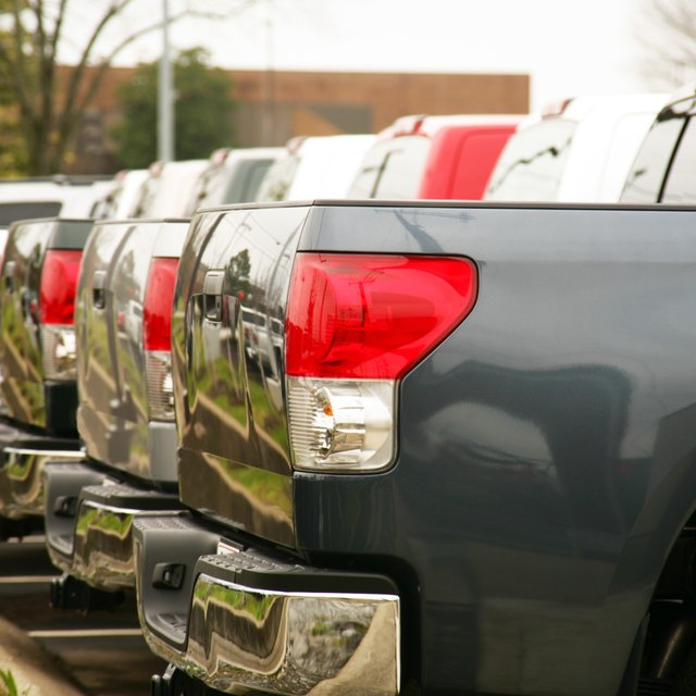 What Is a Fleet Lease Vehicle?