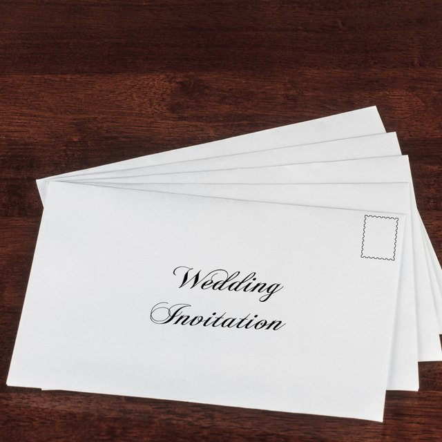 Wedding Invitations Emily Post Etiquette: The Etiquette For Inviting Co-Workers To Your Wedding