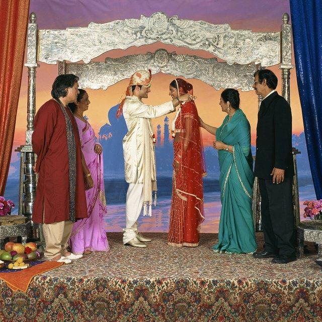 Hindu Wedding Prayers & Readings