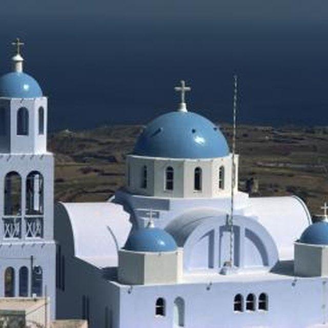 Funeral Etiquette for a Greek Orthodox Church