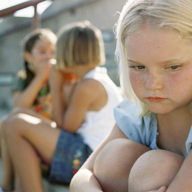 Teenage Bullying Among Girls in High School