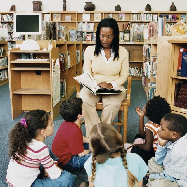Reading Activities for Second-Grade Children