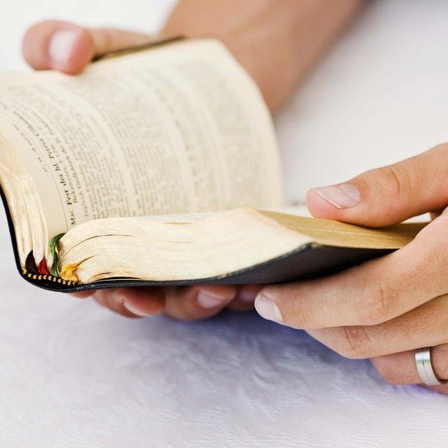 Men's Bible Study Topics