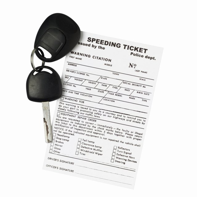 Insurance Rate Increase Due to Points on a License