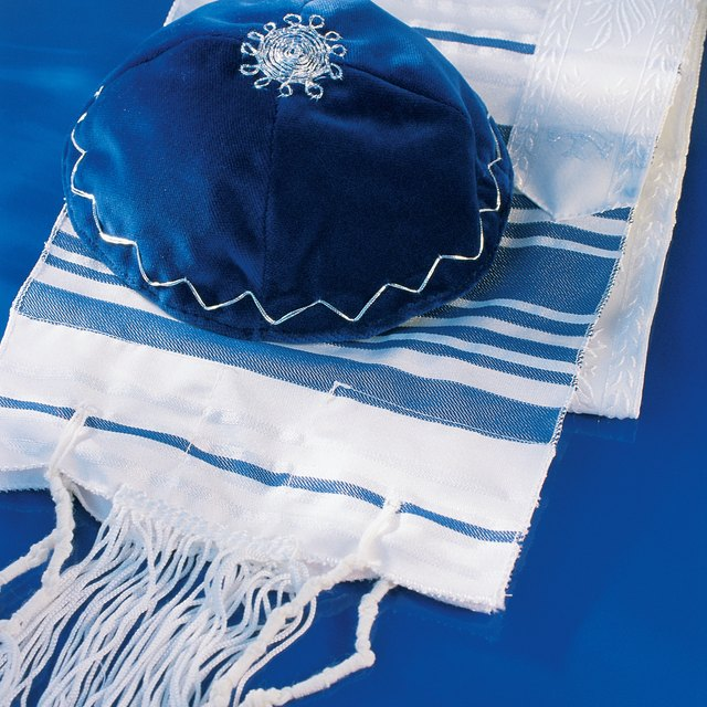 What Is The Meaning Of The Jewish Prayer Shawl Synonym