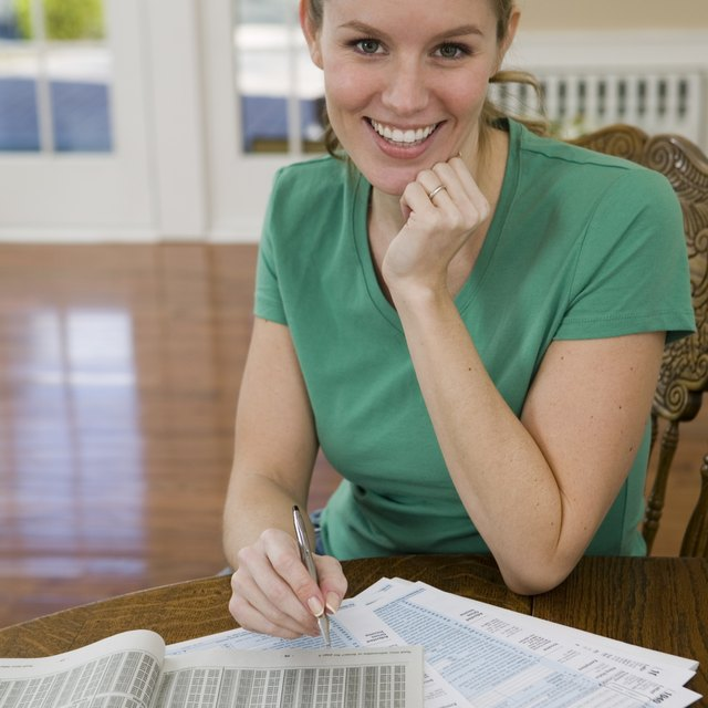 If I Claim 1 on a W-4, Will I Owe Taxes at the End of the Year?
