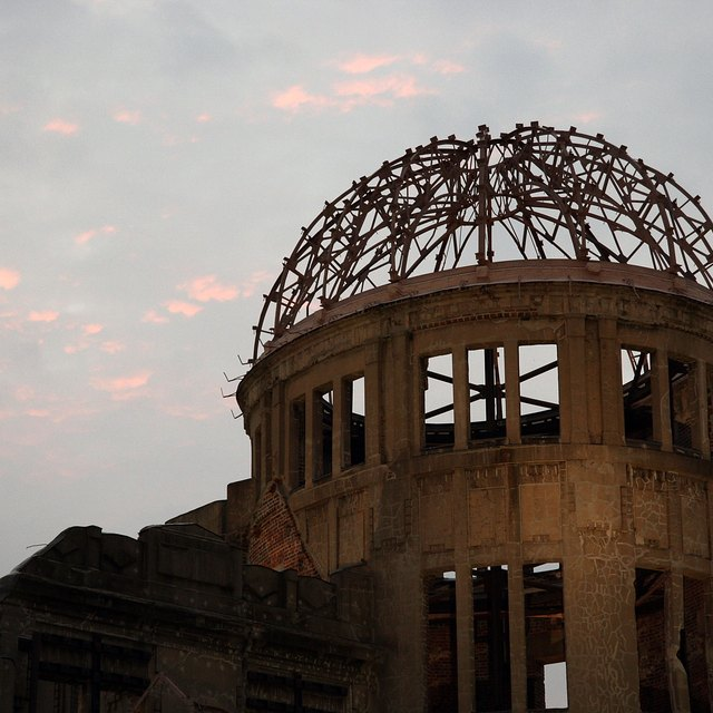 What Japanese City Was the First to Have an Atomic Bomb Dropped on it in World War II?