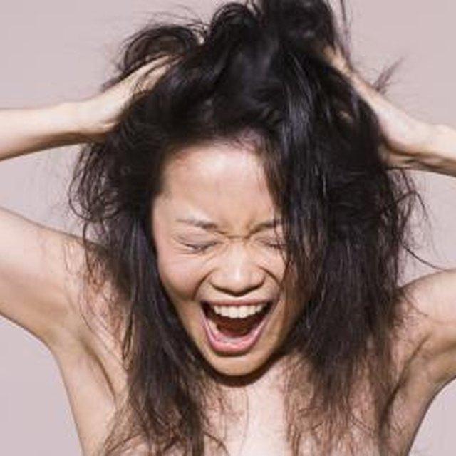 Detangling Wet or Dry Hair