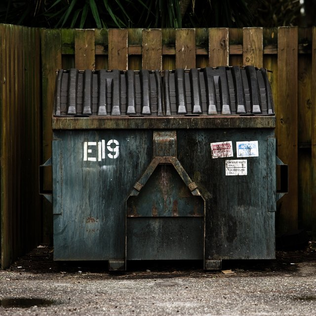 Types of Dumpsters