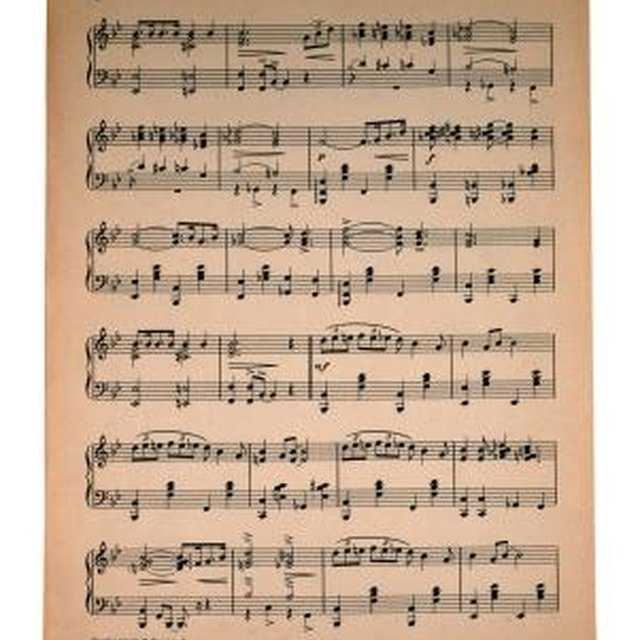 How to Scan and Import Sheet Music to Finale PrintMusic?