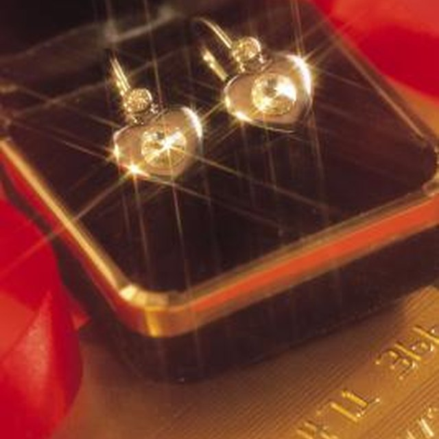How to Clean Diamond Earrings at Home