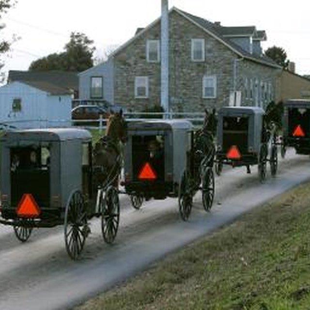 Amish Burial Customs