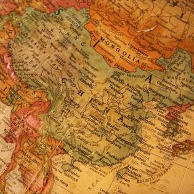 What Happened in China in the Period Between the Han & the Sui Dynasties?