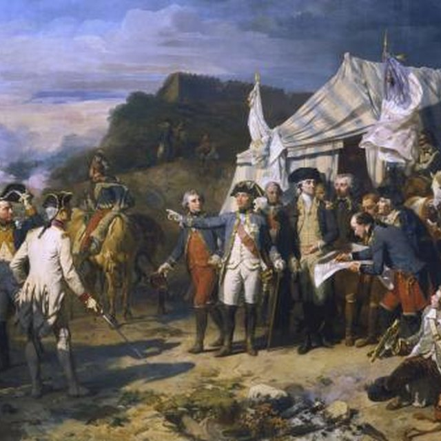 How Did France Help Aid the American Colonies?