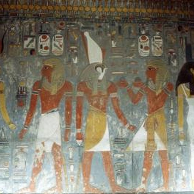 Ancient Egypt Customs or Culture & Daily Life