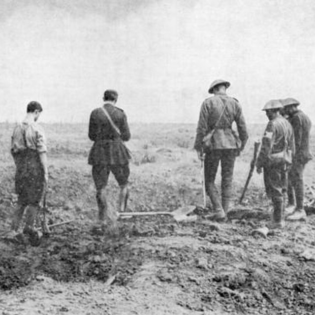 Canada's Contributions to the Battle of the Somme