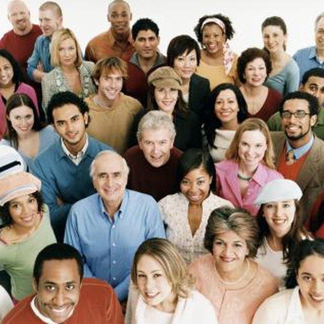 Values, Beliefs & Characteristics of US Citizens