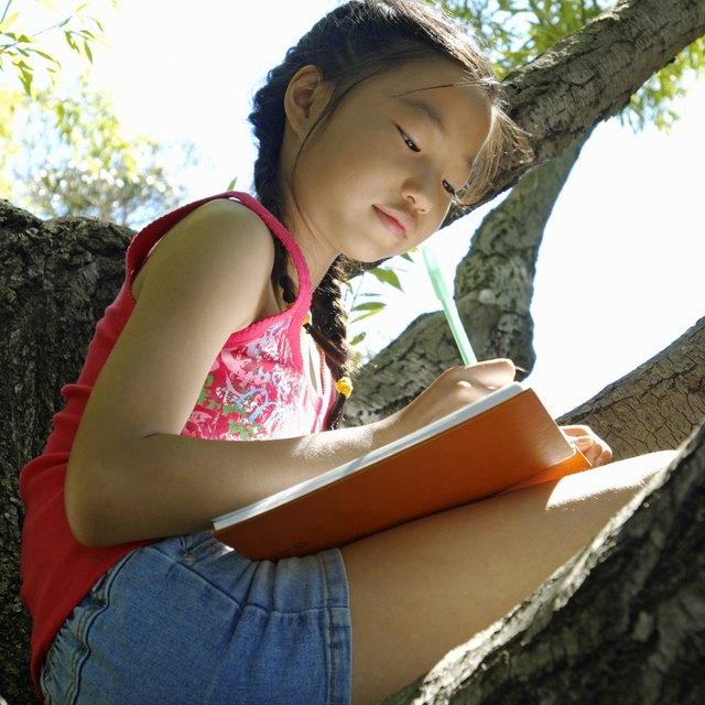 Teaching Creative Writing to 2nd Graders