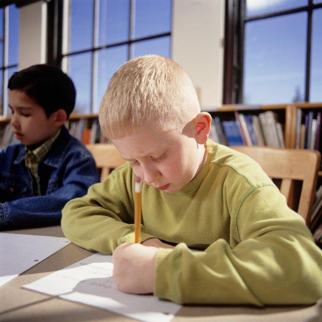 How to Write a Paragraph for Third Grade
