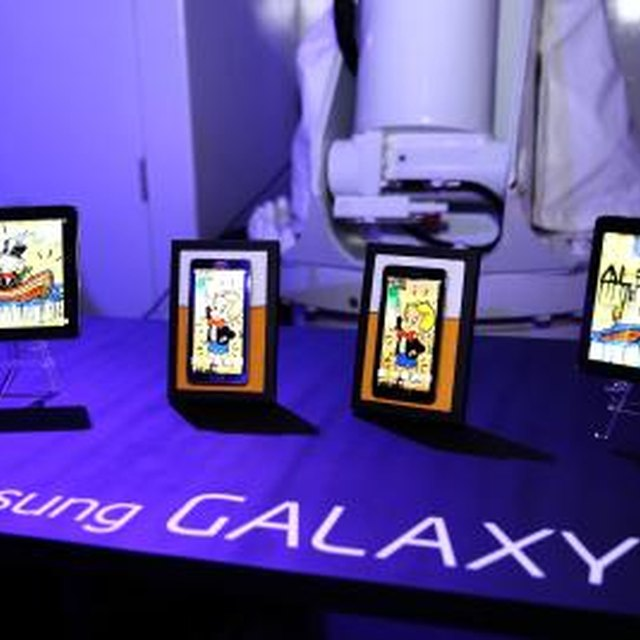 What Is the Size of the Samsung Galaxy Tab?