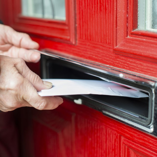 How to Find Out if Someone Has Received a Letter I Mailed