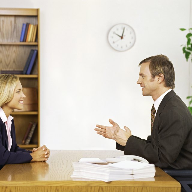 How to Conduct a Performance Appraisal Interview