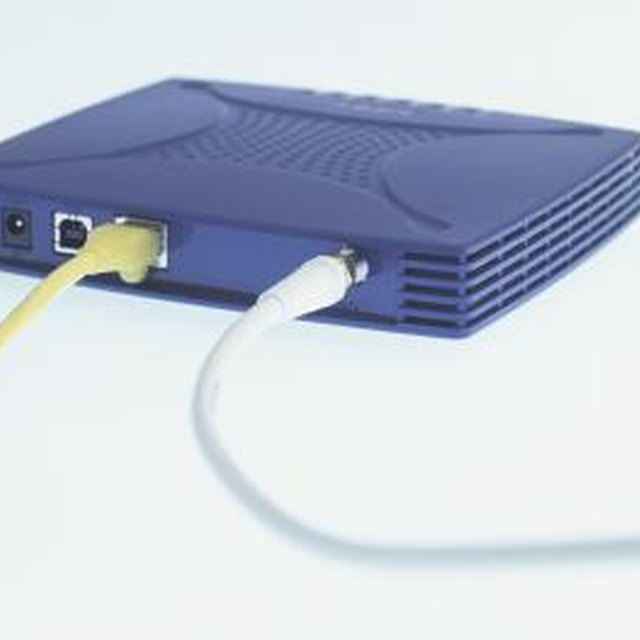 Xfinity Modem and Router Setup